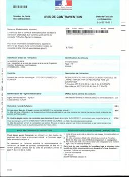 Exemple de PV
