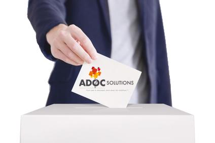 ADOC Solutions opération de vote