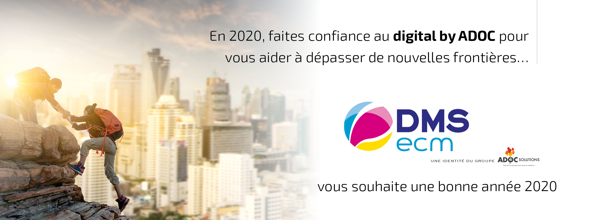 Voeux ADOC Solutions 2020