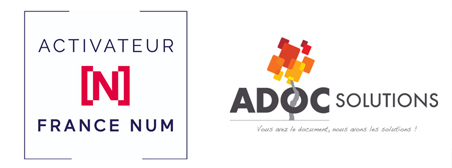 ADOC Solutions activateur France Num